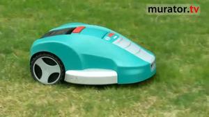 Kosiarka automatyczna - łatwe koszenie trawnika