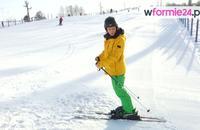 Nauka jazdy na nartach dla początkujących - pierwsze kroki