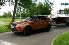 Land Rover Discovery 2017 - stworzony dla wodniaków