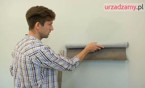 Tapetowanie ścian film: przygotowanie tapety i kleju