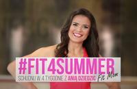 Wyzwanie #Fit4Summer - trening #5 WIDEO