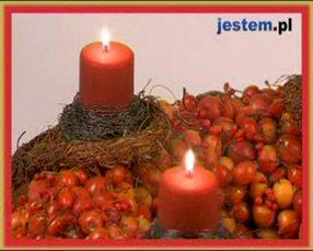 Dekoracje na Boże Narodzenie: stroiki świąteczne