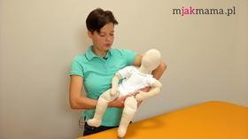 Prawidłowa pielęgnacja niemowlaka