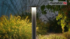 Modne lampy ogrodowe