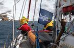"""""""Trawers Shackletona"""" z wyróżnienem REJS ROKU 2016"""