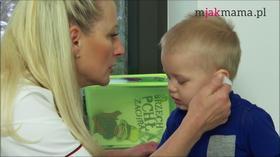 Pielęgnacja uszu dziecka