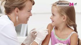 Szczepienia ochronne dzieci – skutki uboczne