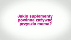 Ciąża a suplementy diety: wideo