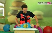 Pierwsza pomoc u niemowlaka – utrata przytomności , dziec