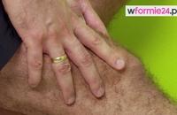 Ćwiczenia na ból kolana