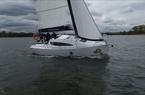"""Antila 24.4 - nowy jacht turystyczny w teście """"Żagli"""""""