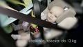 Dziecko w samochodzie - fotelik dla dziecka do 13 kg