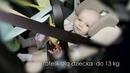 Bezpieczne dziecko w aucie - fotelik dla dziecka do 13 kg