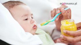 Rozszerzanie diety małych dzieci