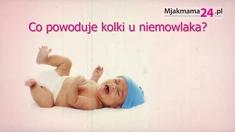 Kolka u niemowlaka: objawy, jak pomóc?