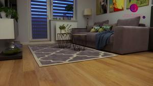 Montaż drewnianej podłogi na klej: wideo instrukcja