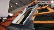 Nowe produkty firmy VELUX - kołnierze uszczelniające, rolety zewnętrzne