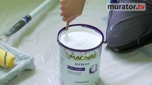 Magnat Refresh - grunt i farba w jednym...