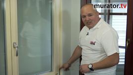 Skrzydło okna zahacza! - jak to naprawić samemu