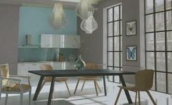 Kolory ścian. Farby satynowe i ceramiczne