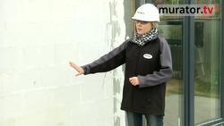 Ocieplenie ścian w domu pasywnym - pierwsza warstwa wełny