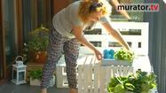 SOS RENOVATION i pomysł na aranżację balkonu