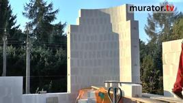 Ściana łukowa, czyli jak zbudować okrągłą ścianę