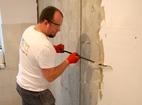 Remont mieszkanie - burzenie ścian, przestawianie ścian