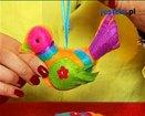 Filcowe kolorowe ptaszki na różne okazje