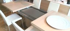 Stoły rozkładane- rozwiązanie do małego mieszkania