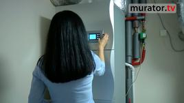 Mieszkamy w domu pasywnym - powietrzna pompa ciepła
