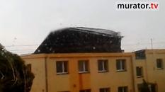 Czy dachy są odporne na: wichury? trąby powietrzne? huragan?