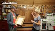 Jak wykonać szafkę łazienkową - cz. 7 - szuflady i koniec!