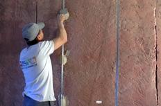 Sposób na krzywe ściany w mieszkaniu