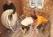 Ogrzewanie podłogowe wodne - w mieszkaniu!
