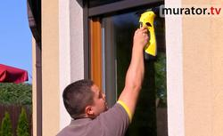 Myjka do okien niepozostawiająca smug!