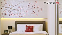Dekoracje ścian - malowanie ścian, tapety ścienne, farby