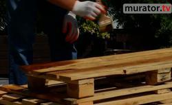 Jak zbudować i czym pomalować meble z palet