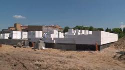 Wzmocnienie ściany z betonu komórkowego
