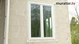 Okna osadzone w ścianie - ciepły montaż okien
