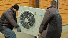 10 pytań o powietrzną pompę ciepła i klimakonwektory