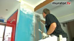 Z doświadczeń: Malowanie wnętrz farbą plamoodporną Bondex Smart Paint