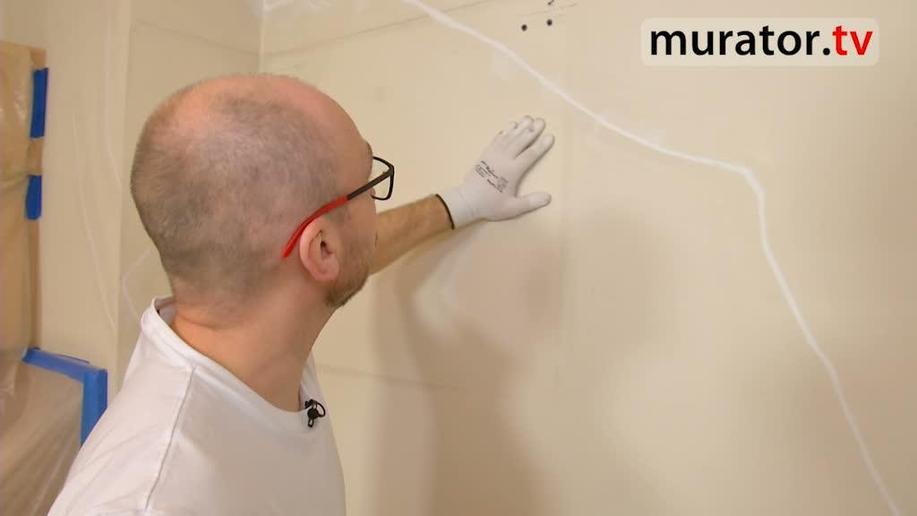 Jak usunąć pęknięcia na ścianie - elastycznie masy naprawcze