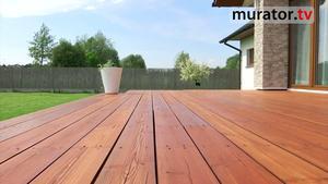 Taras drewniany - jak zbudować, jak mocować deski, jak konserwować?