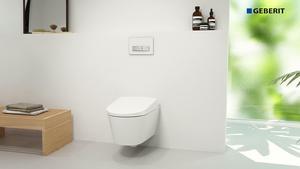 Instrukcja montażu toalety myjącej Geberit AquaClean Sela