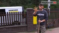 Odkurzacz  i zamiatarka Kärcher - łatwe i skuteczne sprzątanie