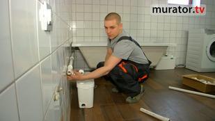 Pomporozdrabniacz. Jak urządzić łazienkę w piwnicy?