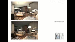 Kształtowanie przestrzeni mieszkalnej z użyciem światła