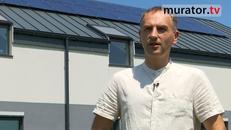 Dom zasilany energią słońca - w stu procentach!