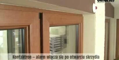 Bezpieczne okna. Kontaktrony i rolety zewnętrzne podtynkowe